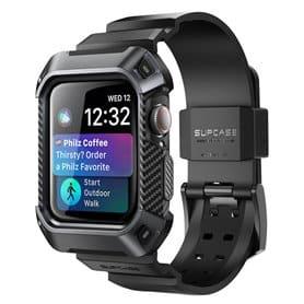 SUPCASE UB Pro Armband Apple Watch 44mm - Svart