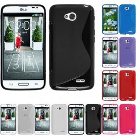 S Line silikon skal LG L65 / L70