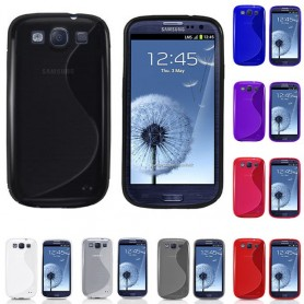S Line silikon skal Galaxy S3