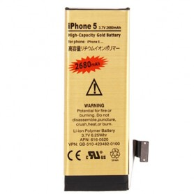 Batteri Gold iPhone 5