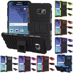 Kickstand Armor Case Galaxy S6 Edge