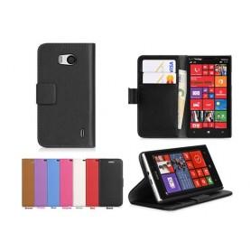 Mobilplånbok 2-kort Nokia Lumia 929/930 (RM-927)