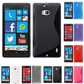 S Line silikon skal Nokia 929/930