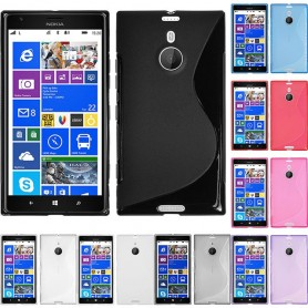 S Line silikon skal Nokia Lumia 1520