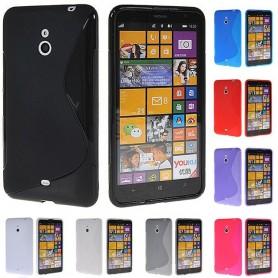S Line silikon skal Nokia Lumia 1320