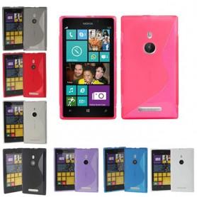 S Line silikon skal Nokia 925
