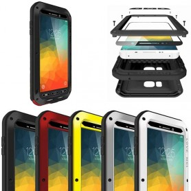 LOVE MEI Powerful Samsung Galaxy Note 5 mobilskal skydd lifeproof