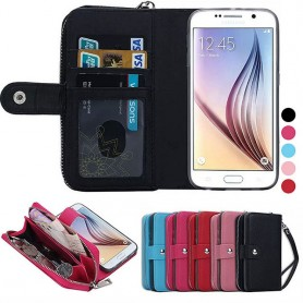 Mobilväska 2 i 1 Galaxy S6