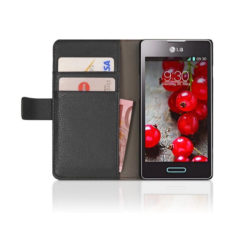 Mobilplånbok LG Optimus L5 II