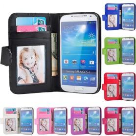 Mobilplånbok 3-kort Galaxy S4
