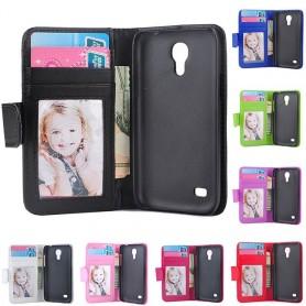 Mobilplånbok Foto Galaxy S4 Mini