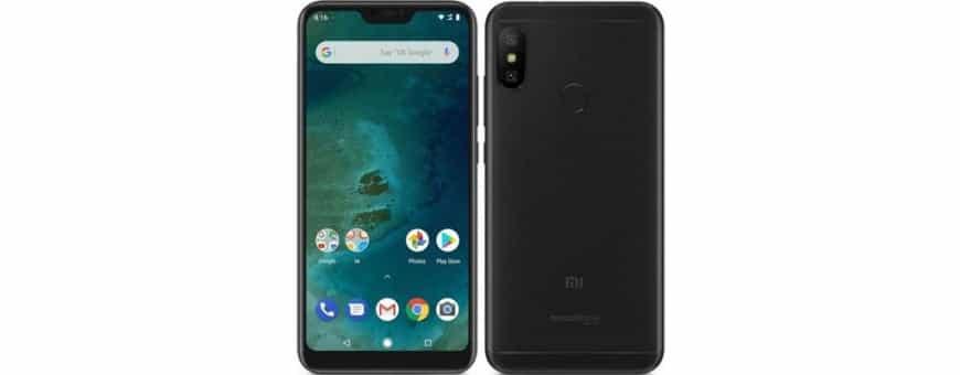 Köp mobilskal och skydd till Xiaomi Mi A2 Lite hos CaseOnline.se