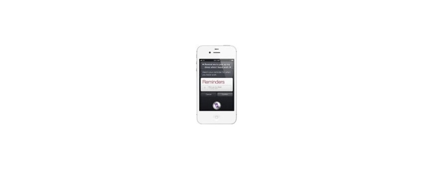 Köp reservdelar till iPhone 4S Fraktfritt - CaseOnline.se