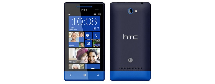 Köp mobiltillbehör till HTC 8S hos CaseOnline.se