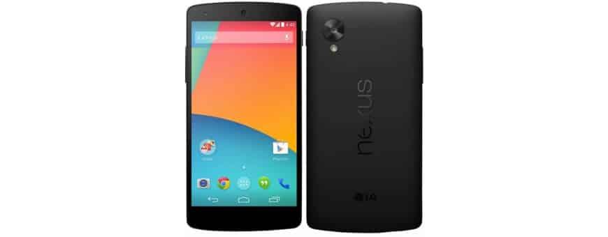 Köp billiga mobil tillbehör till LG Google Nexus 5 hos CaseOnline.se