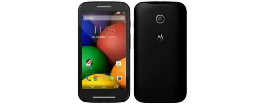 Köp billiga mobiltillbehör till Motorola E hos CaseOnline.se