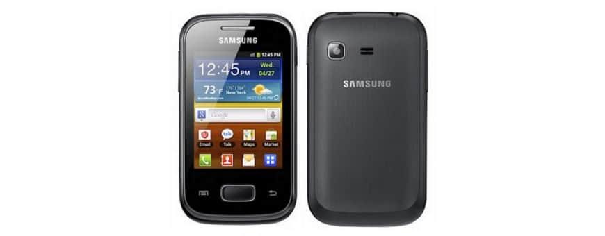 Köp billig Mobiltillbehör till Samsung Galaxy Pocket CaseOnline.se