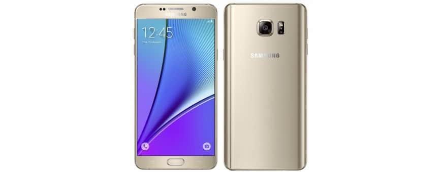 Köp mobil tillbehör till Samsung Galaxy Note 5 hos CaseOnline.se