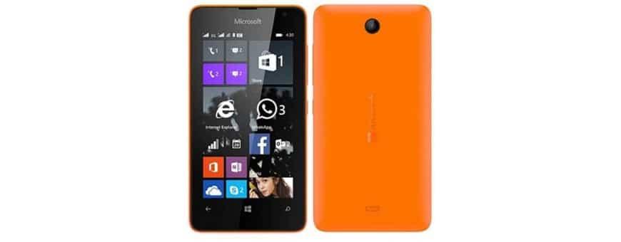 Köp mobil tillbehör till Microsoft Lumia 430 hos CaseOnline.se