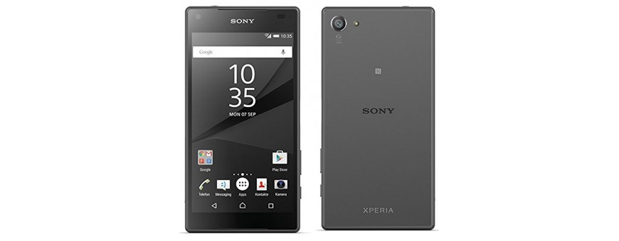Köp mobil tillbehör till Sony Xperia Z5 Compact hos CaseOnline.se