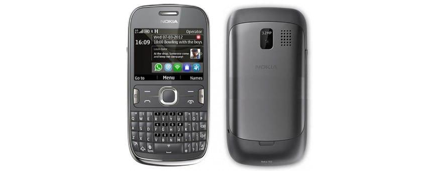 Köp mobil tillbehör till Nokia Asha 302 hos CaseOnline.se