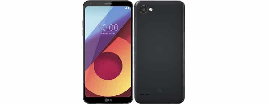 Köp mobil tillbehör till LG Q6 (M700N) hos CaseOnline.se