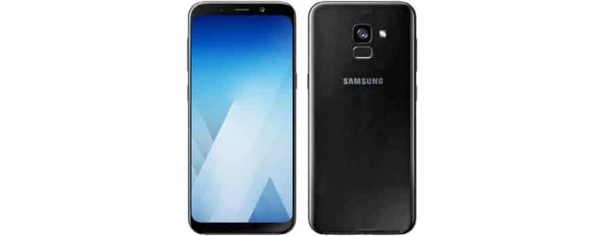 Köp mobil tillbehör till Samsung Galaxy A8 Plus 2018 SM-A730F