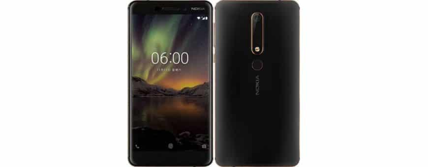Köp billiga mobiltillbehör till Nokia 6 2018 hos CaseOnline.se