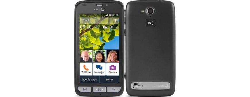 Köp mobilskal och tillbehör till Doro Liberto 820 hos CaseOline.se