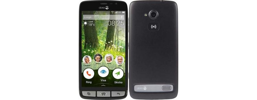 Köp mobilskal och tillbehör till Doro Liberto 825 hos CaseOline.se