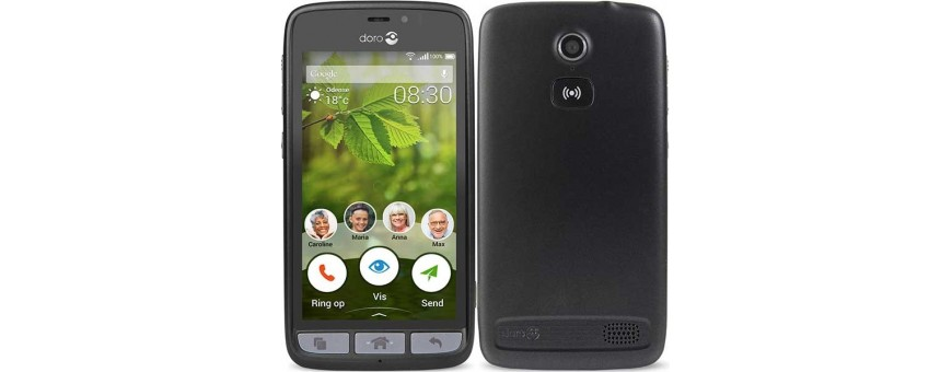 Köp mobilskal och tillbehör till Doro Liberto 8030 hos CaseOline.se