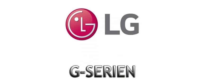 Köp billiga mobiltillbehör till LG G-Serien hos CaseOnline.se