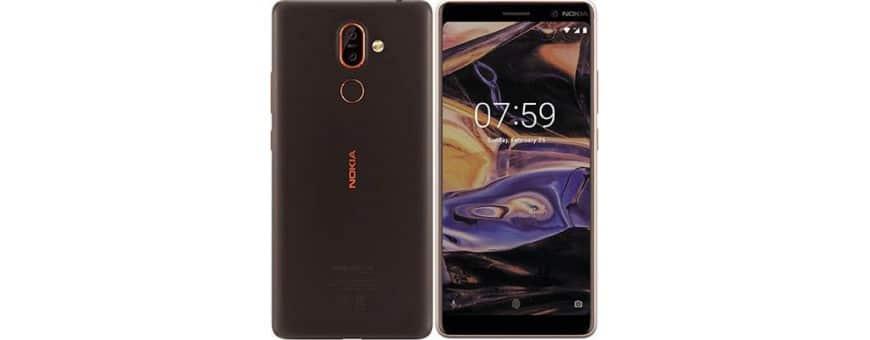 Köp mobilskal och mobilskydd till Nokia 7 Plus hos CaseOnline.se
