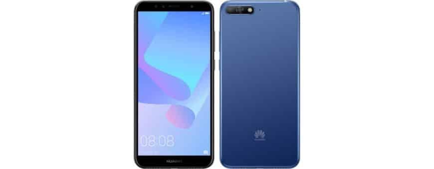 Köp mobilskal och fodral till Huawei Y6 2018 hos CaseOnline.se