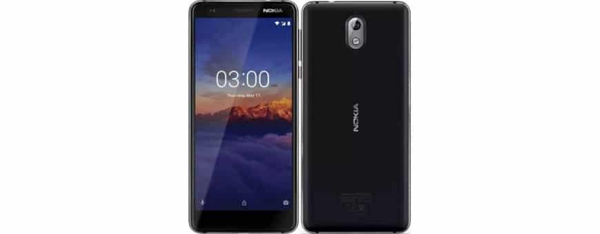 Köp mobilskal och tillbehör till Nokia 3.1 2018 hos CaseOnline.se
