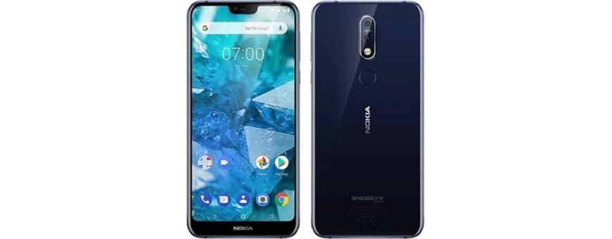 Köp mobil tillbehör till Nokia 8.1 2018 hos CaseOnline.se