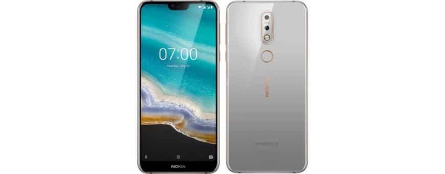 Billiga mobiltillbehör till Nokia 7.1 2018 hos CaseOnline.se