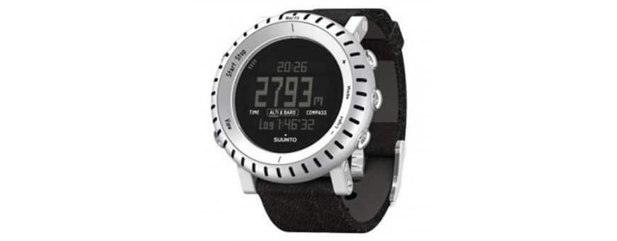 Köp armband och tillbehör till Suunto Core ALU Black hos CaseOnline.se