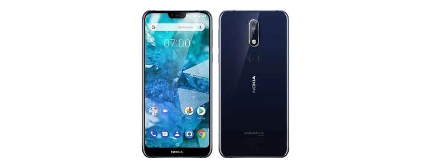 Köp mobilskal och skydd till Nokia 7.1 Plus hos CaseOnline.se